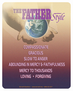 Father Style Poster